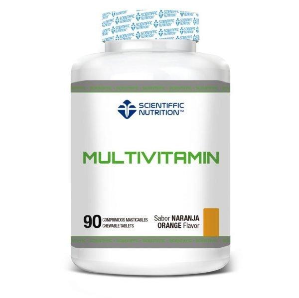 SCIENTIFFIC NUTRITION MULTIVITAMÍNICO