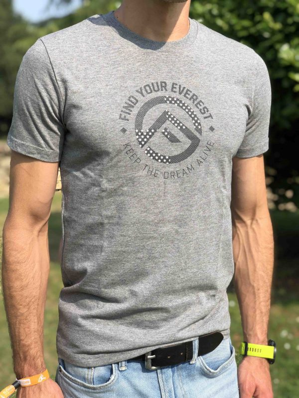 """CAMISETA CASUAL FIND YOUR EVEREST """"ICON STARS"""""""