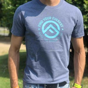 """CAMISETA CASUAL FIND YOUR EVEREST """"SAIL"""""""